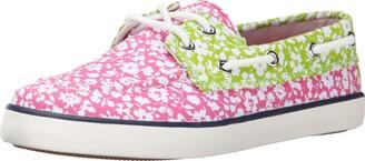 Polo Ralph Lauren Kids Sander Fashion Boat Shoe (Little Kid/Big Kid)