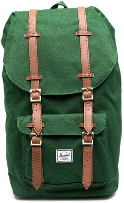 Herschel Buckle-Strap Backpack
