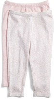 Nordstrom Infant Girl's Cotton Leggings