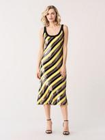 Diane von Furstenberg Luisa Sequined Midi Dress