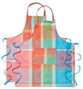 Garnier Thiebaut Mille Wax Argile Cotton Aprons (Set of 2)