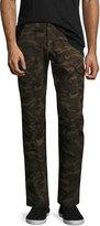 Ovadia & Sons Camo-Print Utility Cargo Pants