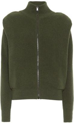 Stella McCartney Wool zipped sweater