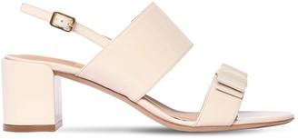Salvatore Ferragamo 55mm Giulia 1 Patent Leather Sandals