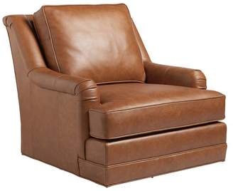 Pleasing Leather Swivel Chair Shopstyle Beatyapartments Chair Design Images Beatyapartmentscom