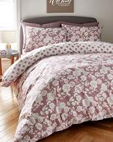 Fashion World Darcy Dusky Pink Duvet Cover Set