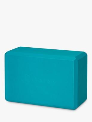 Gaiam Essentials Yoga Block, Vivid Blue