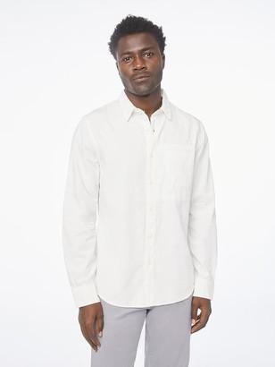 Frame Tonal Blocking Shirt