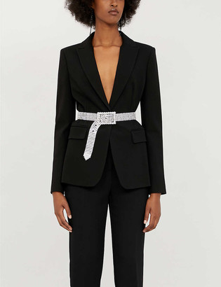 Pinko Signum 7 slim-fit stretch-pont? blazer