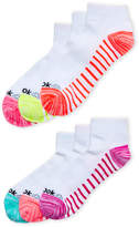 Reebok 6-Pack Quarter Performance Training Socks