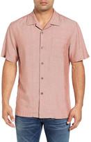 Tommy Bahama Ocean Oxford Silk Camp Shirt