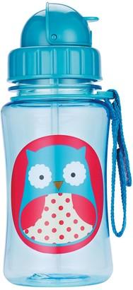 Skip Hop Owl Zoo Straw Bottle