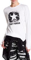 Converse Long Sleeve Star Logo Tee