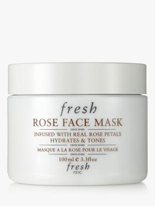 Fresh Rose Face Mask, 100ml