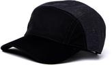 Lacoste Black & Grey Cadet Cap