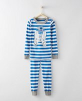 Star WarsTM Kids Long John Pajamas In Organic Cotton