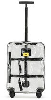 Crash Baggage Small Share Cabin Trolley Case - White