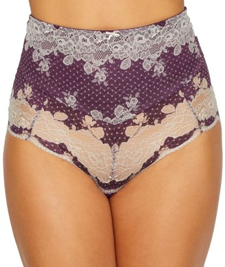 Panache Clara High-Waist Brief