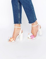 Asos HUMOR Heeled Sandals