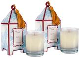 Seda France Bon Bon Mini Pagoda Candles (2 OZ) (Set of 2)