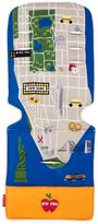 Maclaren New York City Map Universal Seat Liner in Blue