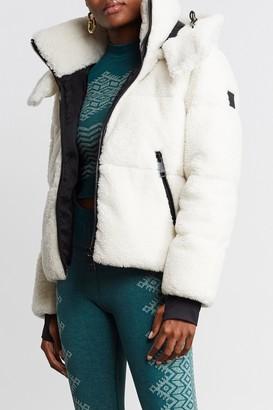 SAM. 100% Polyester Sherpa Sydney Coat