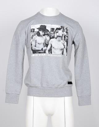 Messagerie Men's Gray Sweatshirt