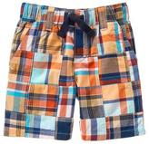 Gymboree Patchwork Shorts