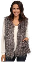 Brigitte Bailey Gregarious Faux Fur Vest