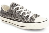 Converse Chuck Taylor ® All Star ® Woven Low Top Sneaker(Women)