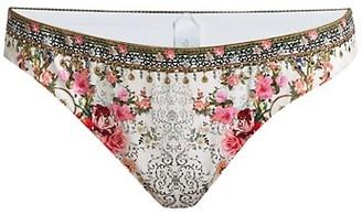 Camilla Floral Bikini Bottom