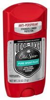 Old Spice Hardest Working Collection Odor Blocker Pure Sport Plus Antiperspirant - 2.6 oz