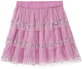 Cupcakes & Pastries Cupcakes & Pasteries Tiered Skirt (Toddler/Kid) - Lilac - 5