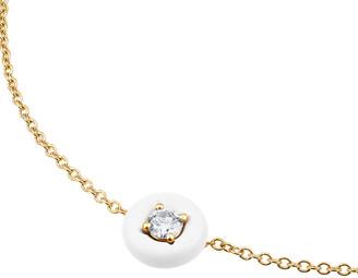 Vittorio B. Fine Jewels Belle Ciambelle 14K Gold Onyx and Diamond Necklace