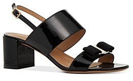 Salvatore Ferragamo Women's Giulia Block Heel Sandals