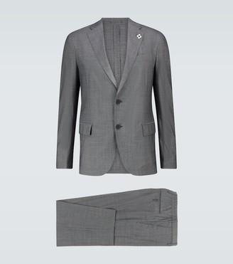 Lardini Travel suit with drawstring pants