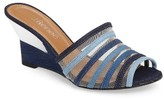 J. Renee Women's Bridgeway Wedge Sandal