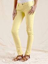 Minnie Skinny Lemon Jeans