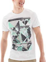 Zoo York Collider Triangles Graphic Tee