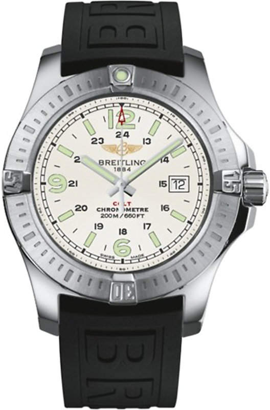Breitling A7438811|G792|152S Colt lady stainless steel watch