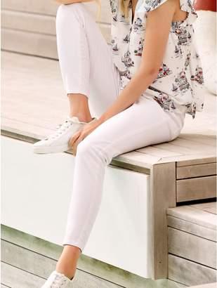 M&Co Petite diamante slim leg jeans