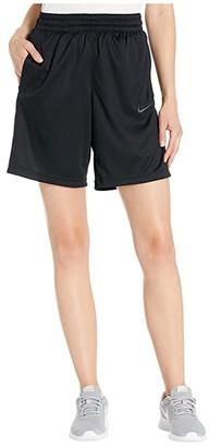 Nike Dry Shorts Essential (Black/Black/Anthracite) Women's Shorts