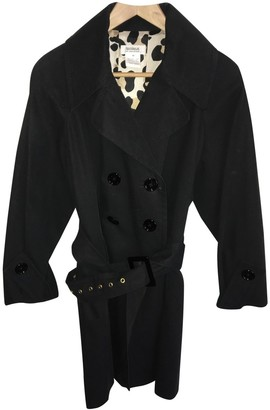 Sonia Rykiel Black Coat for Women
