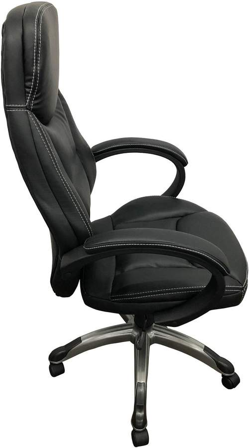 Portico Faux Leather Office Chair