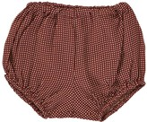 Caramel Baby & Child Ruby Small Check Bloomers