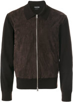 Tom Ford collared slim fit jacket