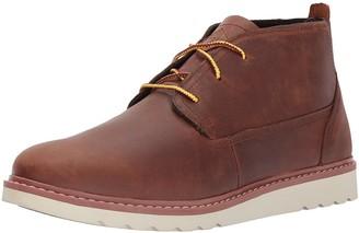 Reef Men's Shoes Voyage Boot   Versatile Water Friendly Leather Shoe