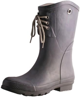 Nomad Footwear Kelly B Lace-Up Waterproof Rain Boot