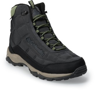 Columbia Firecamp Men's Waterproof Winter Boots