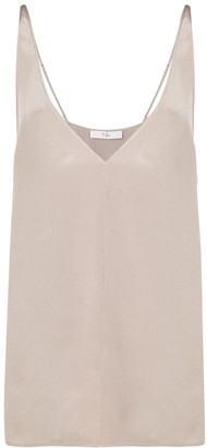 Tibi V-neck tank top
